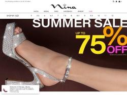 Nina Shoes screenshot