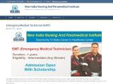 EMT Course Full Details | Admission, Eligibility | NINPI