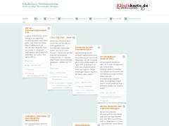 Klinikkarte.de Notizen - Notizen über Themen der Medizin
