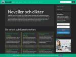 Noveller & Dikter & Artiklar på nätet sedan 1996 - Novell.nu