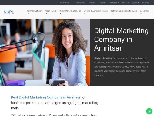 Result Oriented Digital Marketing Company in Amritsar