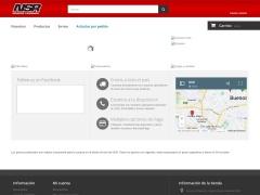 Venta online de Repuestos para Autos y Motos en NSR – Repuestos y Accesorios para Motos