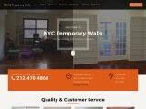 Temporary Walls NYC – 1daywall – Temporary Walls NYC – 1daywall