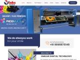 U.V. Printed Machine – Omkar Digital