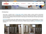 Printing Paper Supplier in ahmedabad