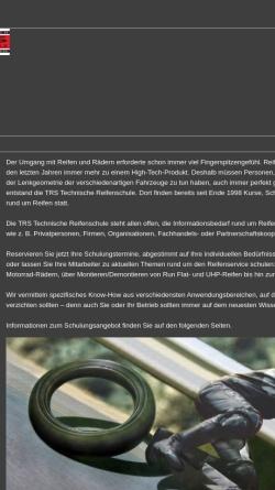 Vorschau der mobilen Webseite online-reifen.ch, Online-Reifen, Pneuhaus Heimgartner Garage AG