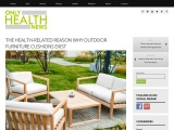 The Health-Related Reason Why Outdoor Furniture Cushions Exist