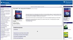 openbook.galileocomputing.de Vorschau, Excel 2007 - Das umfassende Handbuch