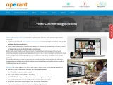 Video Conferencing Solutions | IP Video Surveillance