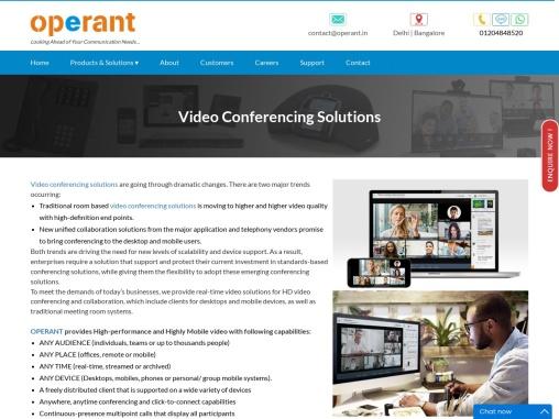 Video Conferencing Solutions   IP Video Surveillance