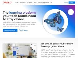 O'reilly screenshot