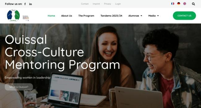Ouissal : Projet de parrainage arabo-allemand