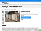 Sewage treatment plant Manufacturers
