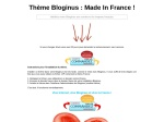 THEME BLOGINUS : FRANCE