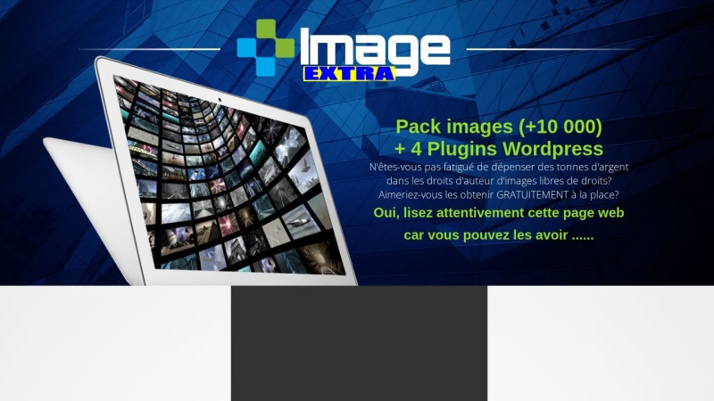 pack images extra