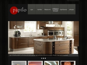 papilo.ge screenshot