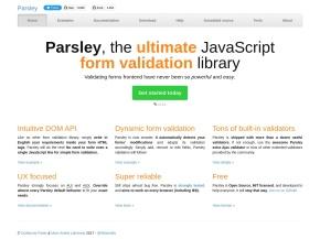 Parsley.js