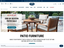 Christy Sports - Patio Furniture screenshot