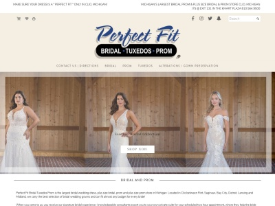 Perfect Fit Bridal Tuxedos Prom Reviews