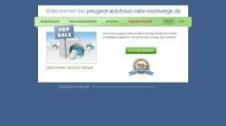 peugeot-autohaus-rabe-eschwege.de Vorschau, Autohaus Rabe GmbH & Co.KG