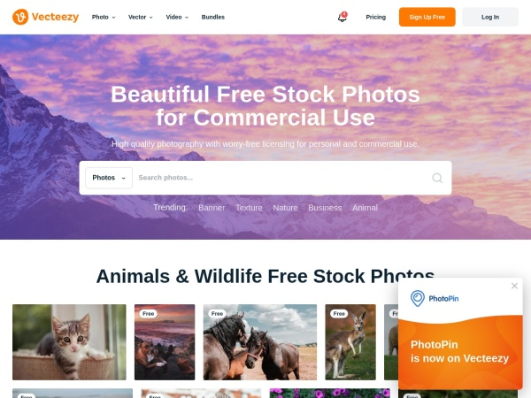 Photo Pin : Free Photos for Bloggers via Creative Commons