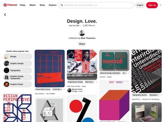 Design. Love.