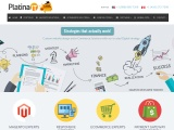 Magento Website Development Solution Company | PlatinaIT
