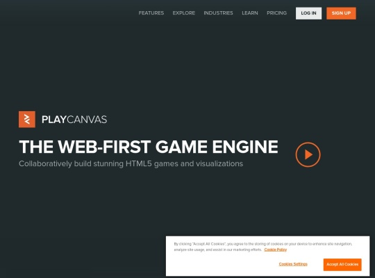PlayCanvas | Next generation browser gaming
