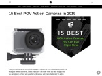 Point of View Cameras Coupon