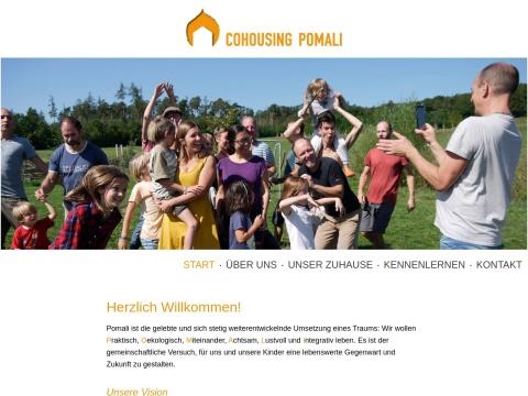 Cohousing Pomali