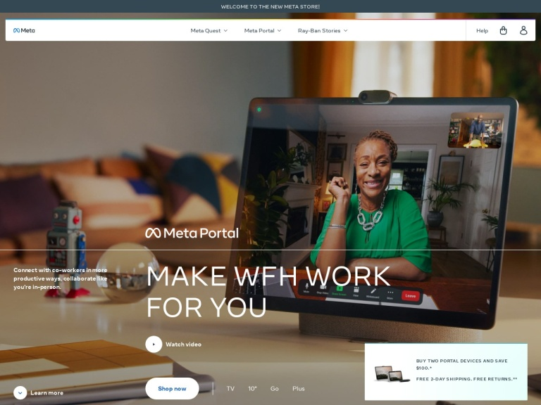 Portal (UK) screenshot