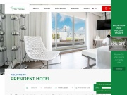 President Hotel coupon code