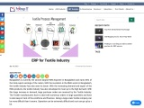 ERP for Textile Industry | Pridesys IT Ltd