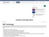 ERP Technology Solution | Pridesys IT Ltd