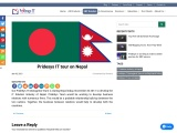 Pridesys IT tour on Nepal | Best ERP Software in Bangladesh