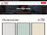 high gloss acrylic sheet price india | high gloss laminates prices