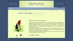 prolasys.punapau.dyndns.org Vorschau, Prolasys - Zentrum für Prostata Laser-Therapie