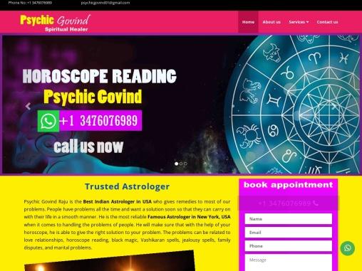 Psychic Astrologer in New York