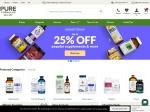 Pureformulas-health Supplements-thorne, Metagenics & More! Promo Codes