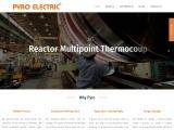 RTD for temperature measurement – Pyro Electric