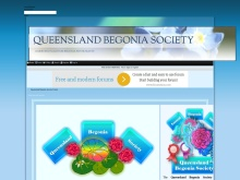 Queensland Begonia Society Forum