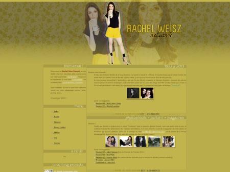 Rachel Weisz Network