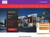 Rajawoodspark | 4 BHK Row villas | Bangalore