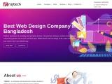 RajTech Web Design and Development Company in Bangladesh