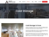 Best Cold Storage Service in Pune
