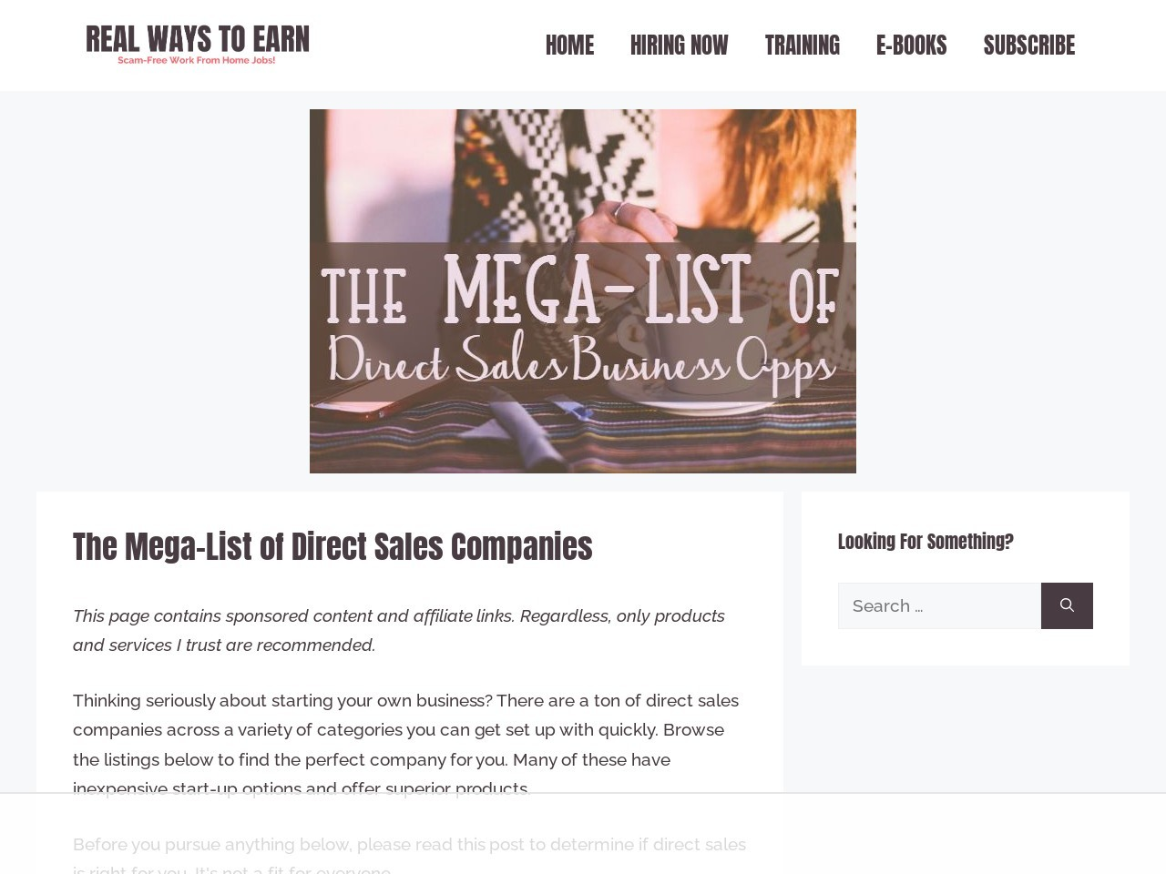 Overview of the Ava Anderson Non Toxic Direct Sales …