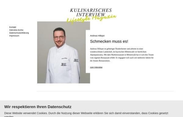 Vorschau von restaurants-berlin.com, Restaurants Berlin