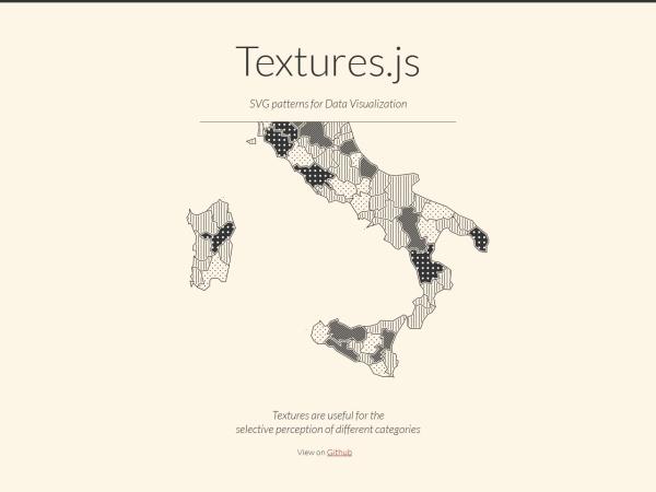 http://riccardoscalco.github.io/textures/