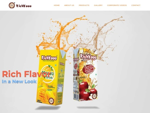 Richyaaa-The best fruit juices & drinks-fresh juice to drink every day
