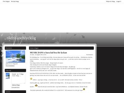 rikfriskochlycklig.bloggplatsen.se